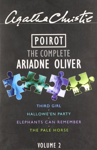 Poirot: v. 2: The Complete Ariadne Oliver (Vol 2)