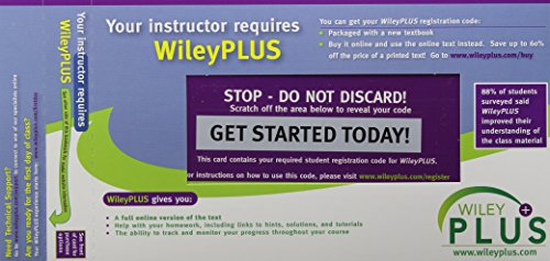 WileyPlus Stand-alone to accompany CATALYST for Introductory Chemistry: Online Mastery Learning System