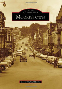 Morristown (Images of America)