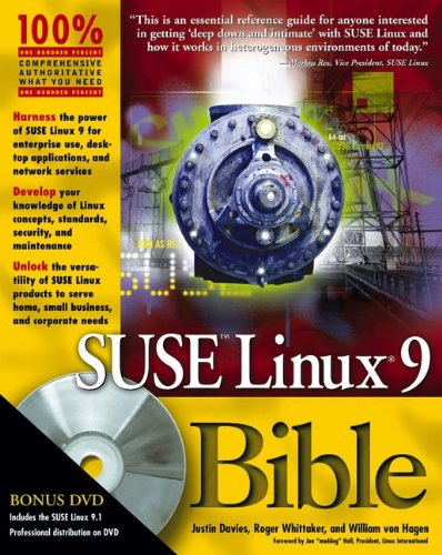 SUSE Linux 9 Bible