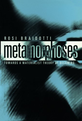 Metamorphoses: Towards a Materialist Theory of Becoming (Short Introductions)