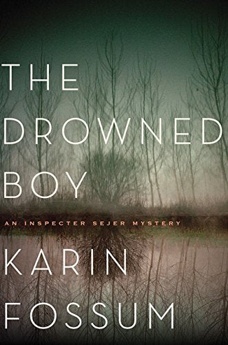 The Drowned Boy (Inspector Sejer Mysteries)