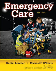 Emergency Care, Hardcover Edition (12th Edition)