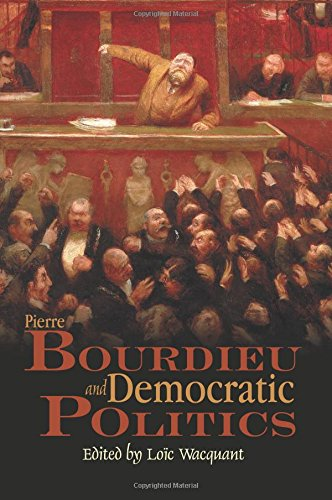 Pierre Bourdieu and Democratic Politics: The Mystery of Ministry