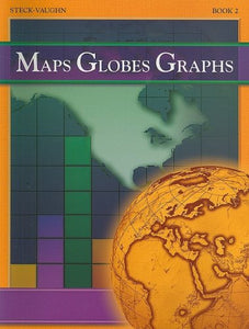 Maps, Globes, Graphs: Student Workbook Adult's Book 2 Adult's Book 2