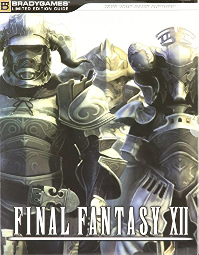 Final Fantasy Xii: Limited Edition Guide