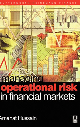 Managing Operational Risk in Financial Markets
