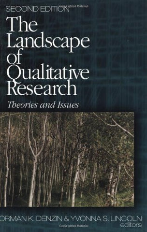 The Landscape Of Qualitative Research: Theories And Issues