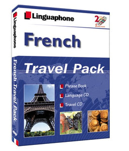 French CD Travel Pack: Essential Language & Travel Information: Learn to speak & understand French. (Linguaphone Travel Pack)