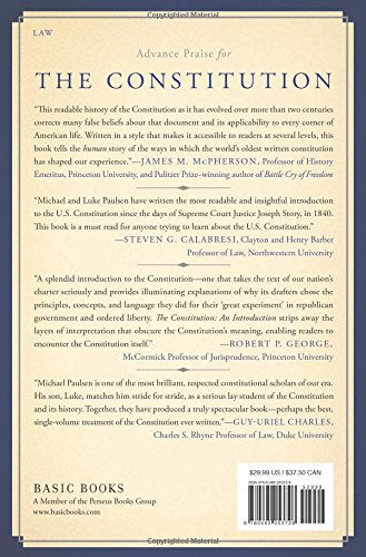 The Constitution: An Introduction