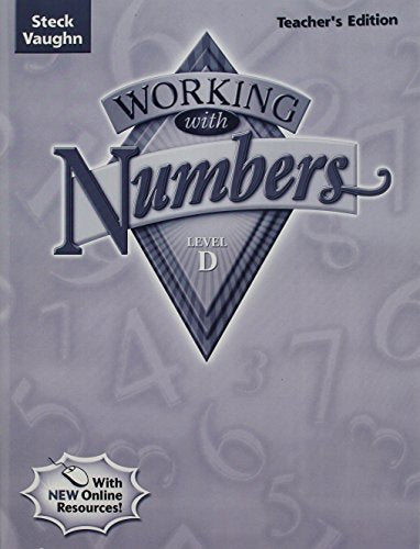 Working with Numbers, Level D