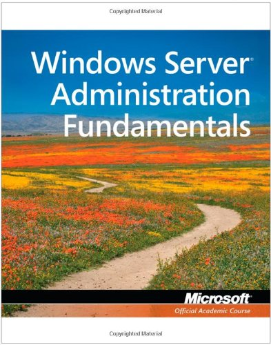 Exam 98-365 Mta Windows Server Administration Fundamentals