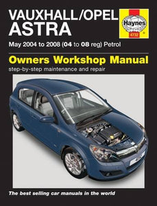 Vauxhall / Opel Astra (Haynes Service and Repair Manuals)