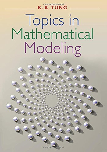 Topics In Mathematical Modeling