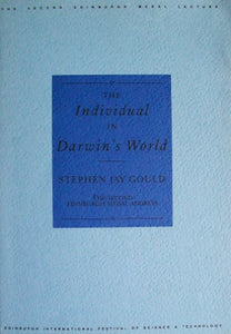 The Individual in Darwin's World: The Second Edinburgh Medal Address