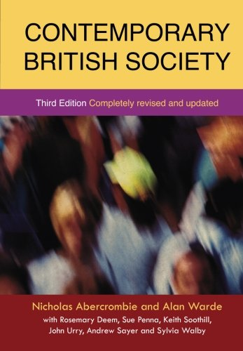 Contemporary British Society
