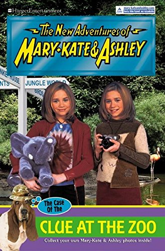 New Adventures of Mary-Kate & Ashley #39: The Case of the Clue at the Zoo: (The Case of the Clue at the Zoo)