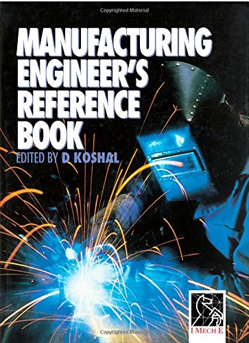 Manufacturing Engineer's Reference Book