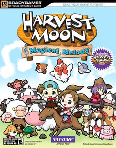 Harvest Moon Magical Melody Official Strategy Guide (Bradygames)