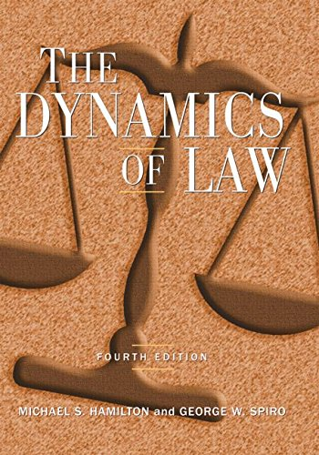 The Dynamics of Law