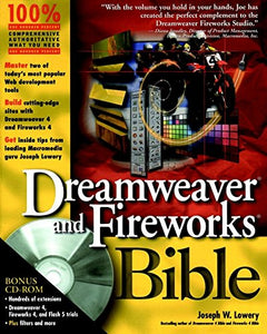 Dreamweaver and Fireworks Bible