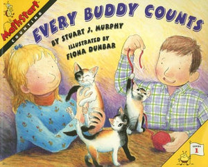 Great Source Mathstart: Student Reader Every Buddy Counts: Counting