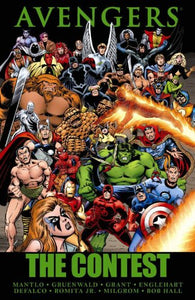 Avengers: The Contest (Marvel Premiere Classic)