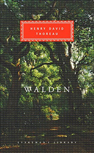 Walden (Everyman'S Library)