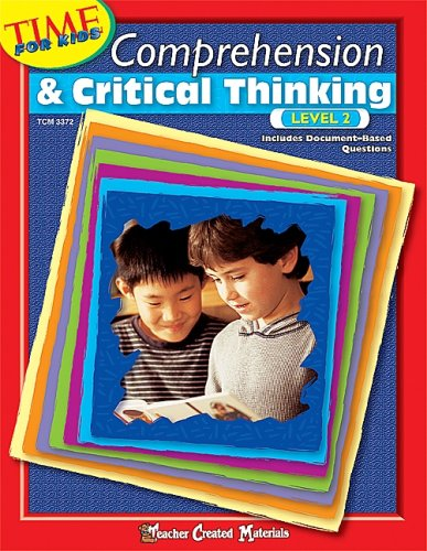 Comprehension & Critical Thinking Level 2 (Time for Kids)
