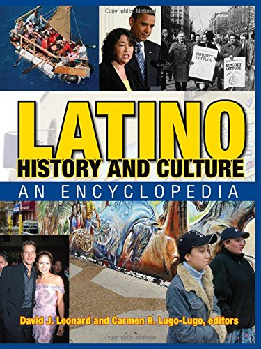 Latino History and Culture: An Encyclopedia, Vol. 1&2