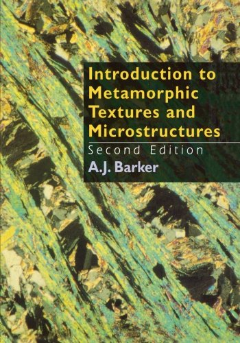 Introduction to Metamorphic Textures and Microstructures