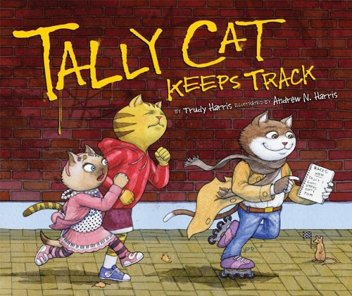 Tally Cat Keeps Track (Math Is Fun!)