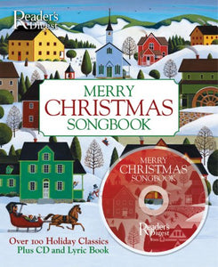 Merry Christmas Songbook: Over 100 Holiday Classics (Book & Cd)