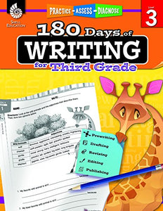 180 Days of Writing for Third Grade (180 Days of Practice)