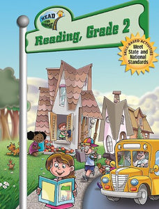 Head for Home Reading Workbook: Grade 2