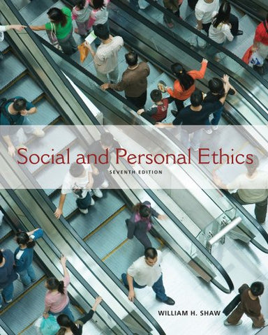 Social And Personal Ethics