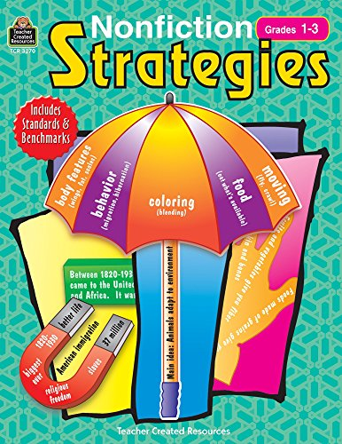 Nonfiction Strategies Grades 1-3