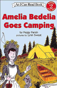 Amelia Bedelia Goes Camping (Turtleback School & Library Binding Edition) (I Can Read Books: Level 2)