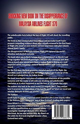 Goodnight Malaysian 370: The Truth Behind The Loss of Flight 370