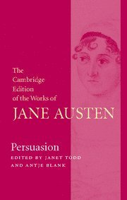Persuasion (The Cambridge Edition of the Works of Jane Austen)