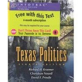 Texas Politics (with InfoTrac)