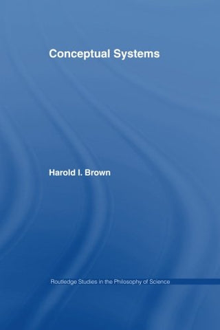 Conceptual Systems (Routledge Studies in the Philosophy of Science)