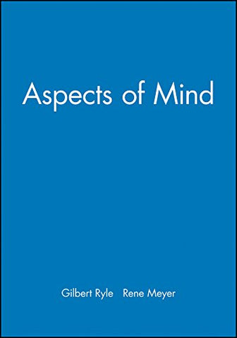 Aspects of Mind