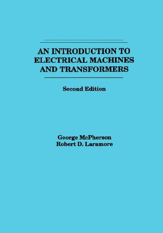 An Introduction to Electrical Machines and Transformers