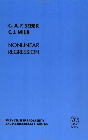 Nonlinear Regression (Wiley Series in Probability and Statistics)