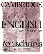 Cambridge English for Schools 1 Teacher's book (Bk. 1)