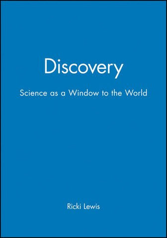 Discovery: Science as a Window to the World