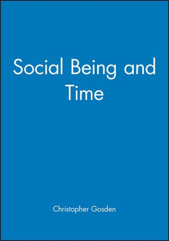 Social Being and Time