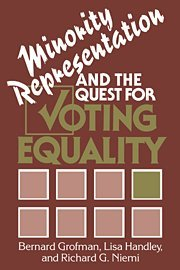 Minority Representation and the Quest for Voting Equality