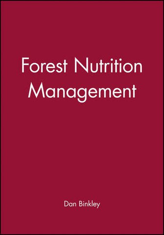 Forest Nutrition Management
